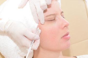 hyaluronsavas arcfeltöltés, szemhéjplasztika